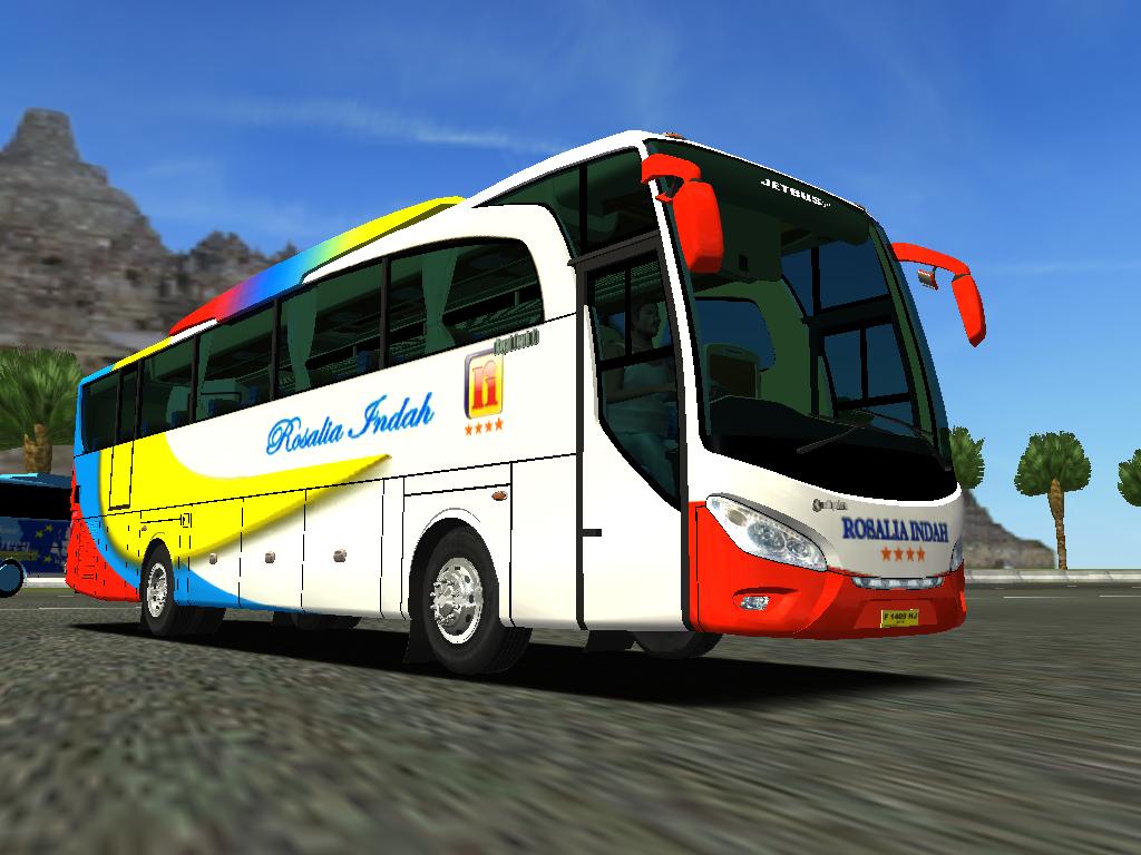 Agen Bus Harga Tiket Po Rosalia Indah Travel 1 Grosir Tas  Jakarta